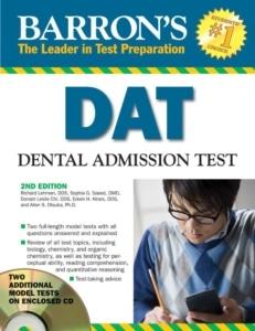 Barron's DAT Book